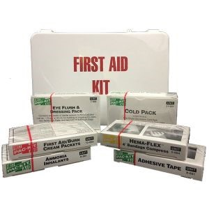 Safety First Aid Kits